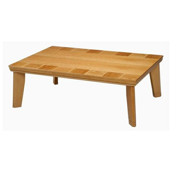 春日工芸 リビング 家具調こたつ 座卓 テーブル KO15-24 日本製 (代引き不可)【送料無料】