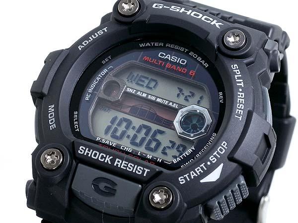 カシオ Gショック 腕時計 電波ソーラー GW7900-1【送料無料】