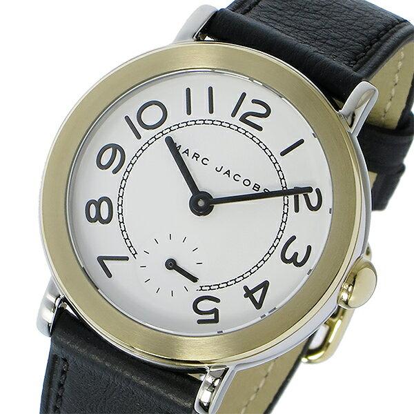 マーク ジェイコブス MARC JACOBS ライリー RILEY レディース クオーツ 腕時計 MJ1514 ホワイト【送料無料】【楽ギフ_包装】