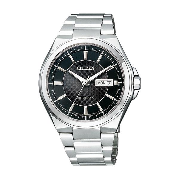 シチズン CITIZEN シチズンコレクション メンズ 自動巻き 腕時計 NP4080-50E 国内正規【送料無料】【楽ギフ_包装】