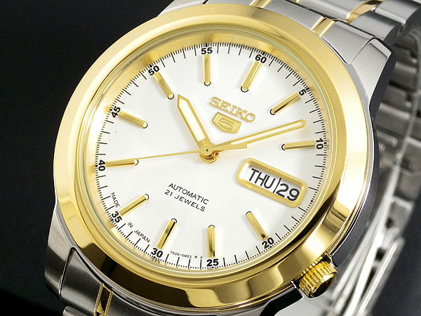 セイコー 5 SEIKO ファイブ 腕時計 日本製モデル SNKE54J1【ラッピング無料】【楽ギフ_包装】【送料無料】