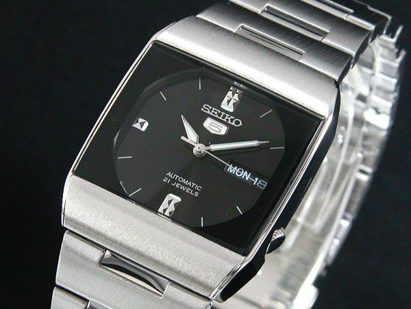 セイコー5 SEIKO ファイブ ドレス 腕時計 自動巻き SNY005J1【楽ギフ_包装】【送料無料】