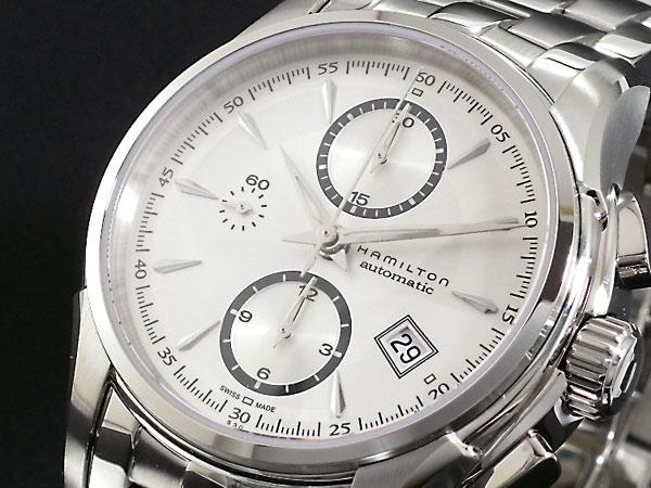 HAMILTON ハミルトン ジャズマスター オートクロノ 腕時計 H32616153【楽ギフ_包装】【送料無料】