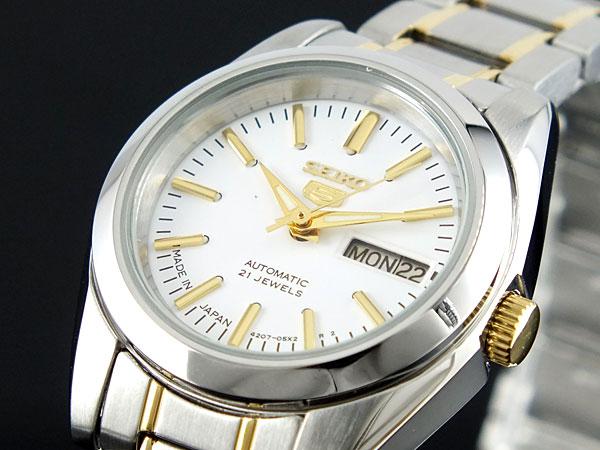 セイコー5 SEIKO ファイブ 腕時計 自動巻き レディース SYMK19J1【楽ギフ_包装】【送料無料】