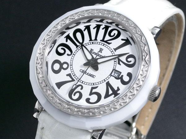 ロマネッティ ROMANETTE 腕時計 セラミックベゼル RE-3522L-3【楽ギフ_包装】【送料無料】