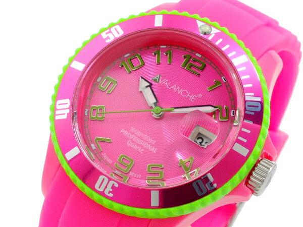 アバランチ AVALANCHE レディース 腕時計 時計 AV-1019S-PG-40【楽ギフ_包装】