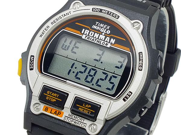 タイメックス TIMEX アイアンマン 8ラップ 復刻版 デジタル メンズ 腕時計 時計 T5H961-N 国内正規【楽ギフ_包装】【あす楽対応】