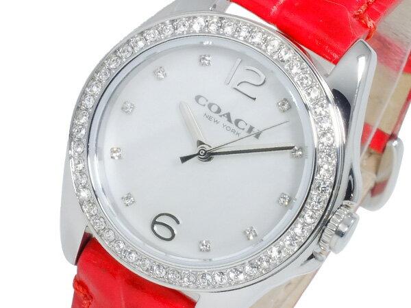 コーチ COACH Tristen Mini クオーツ レディース  腕時計 14502100【楽ギフ_包装】【送料無料】