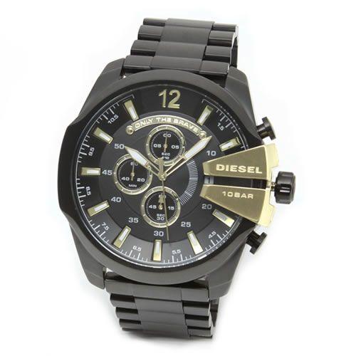 ディーゼル メンズ 腕時計 人気のデカ系クロノグラフウオッチ 3Time表示 DZ4338【送料無料】