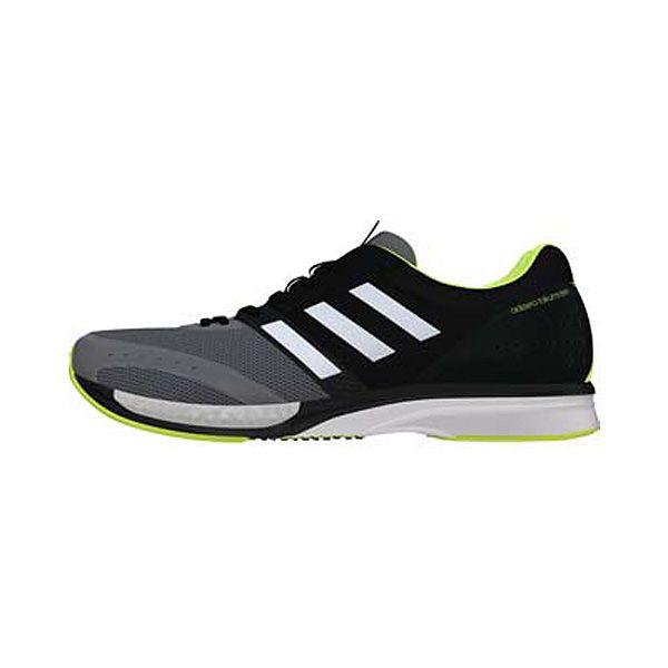 adidas(アディダス) adiZERO takumi ren BOOST 3 WIDE BY2788 【カラー】コアブラック×グレーワン×グレースリー 【サイズ】255