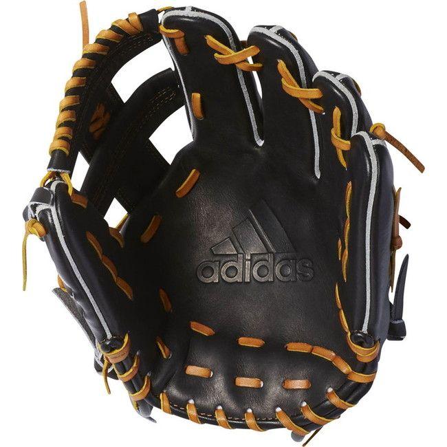 adidas(アディダス) adidas Baseball 硬式グラブ adidas BB 内野手用 DMT60 【カラー】ブラック 【サイズ】LH【送料無料】【smtb-f】
