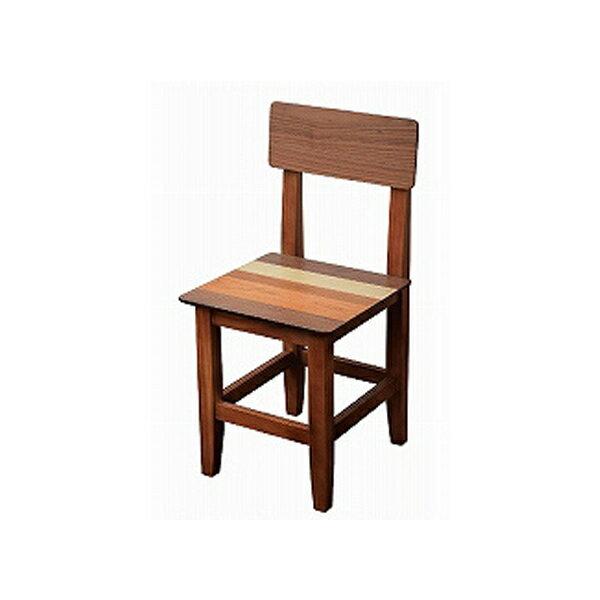 ダイニングチェア 椅子 イス チェアー 木製 天然木 シンプル 北欧 テイスト 家具 おしゃれ ダイニング ウォールナット(代引不可)【送料無料】【chair0901】