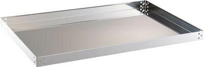 TRUSCO クリーンラビット用棚板 750X500【CRB-75T】(ツールワゴン・ステンレス製ワゴン)