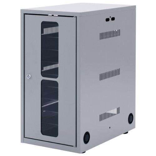 サンワサプライ タブレット・スレートPC収納保管庫 CAI-CAB7(代引不可)【送料無料】【smtb-f】