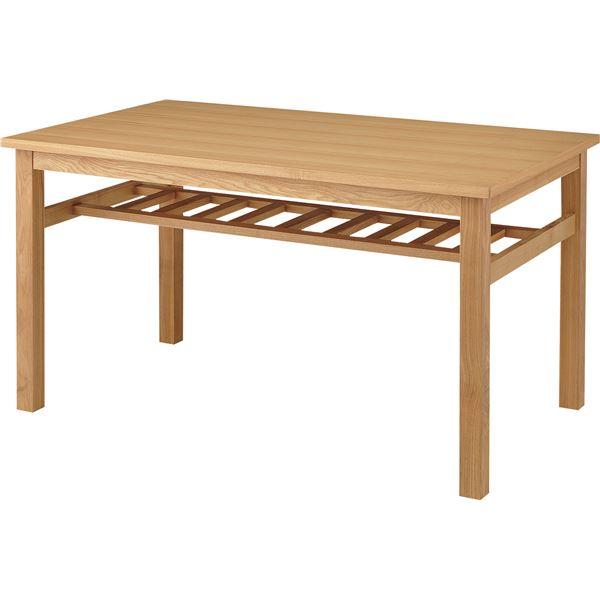 Coling(コリング) 棚付きダイニングテーブル HOT-522TNA