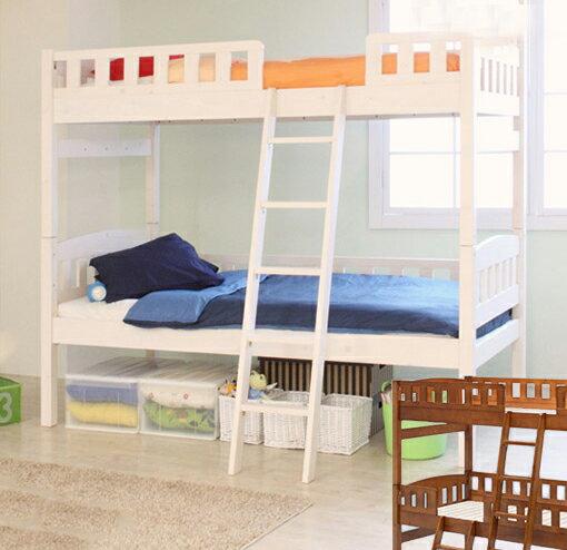 ベッド シングル 2段ベッド 二段ベッド 子供 大人 コンパクト フレーム 木製 2段ベッド ORTAオルタ 木製2段ベッドハイタイプ(代引不可)【送料無料】【smtb-f】