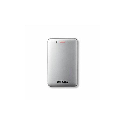 バッファロー SSD-PM480U3A-S 耐振動 耐衝撃 省電力設計 USB3.1(Gen1)対応 小型ポータブルSSD 480GB【送料無料】【smtb-f】