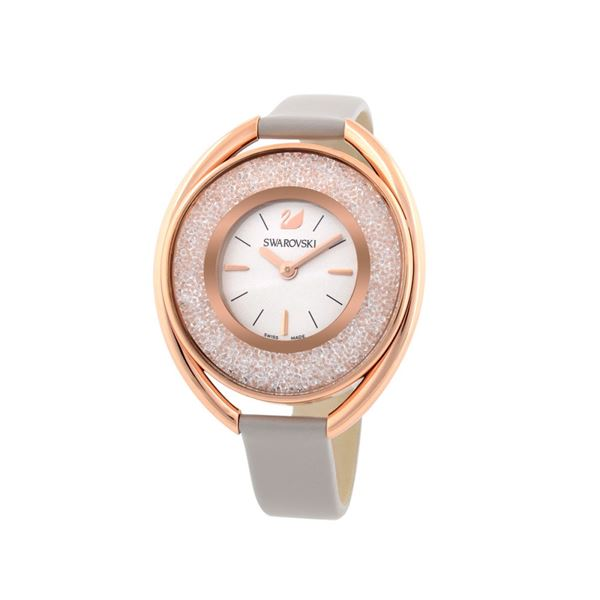 SWAROVSKI(スワロフスキー) 5158544 Crystalline Oval (クリスタルライン・オーバル) 腕時計【代引不可】