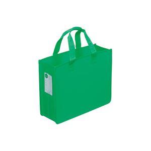 (業務用30セット) サクラクレパス オフィストートバッグJ UNT-A4J#29 緑 ×30セット