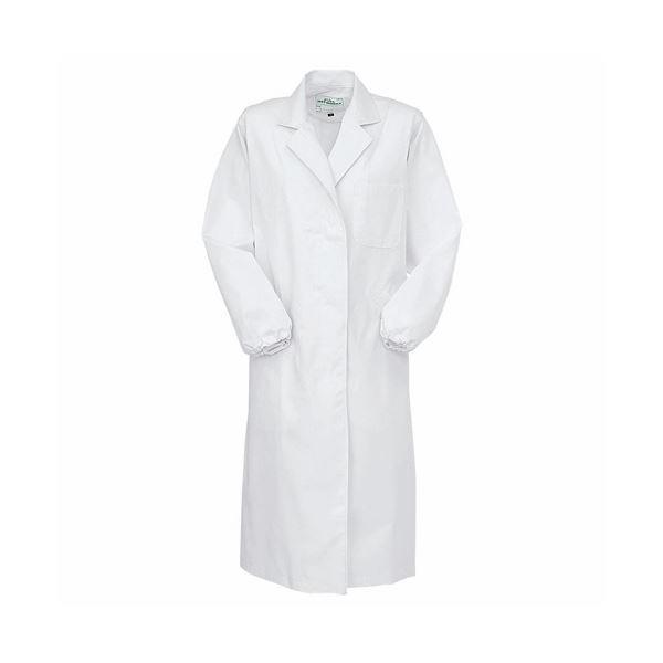 (まとめ) コーコス 抗菌防臭実験衣女シングル Lサイズ 1022 1枚 【×2セット】