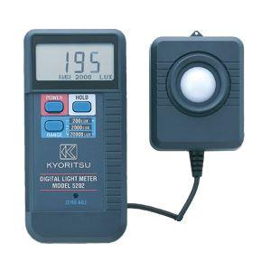 共立電気計器 デジタル照度計 5202【代引不可】