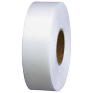 (業務用10セット) ジョインテックス カラーリボン白 24mm*25m 10個 B824J-WH10 ×10セット