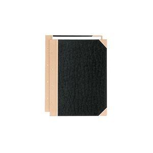 (業務用100セット) プラス とじ込み表紙 FL-003TU B4S 4穴 ×100セット