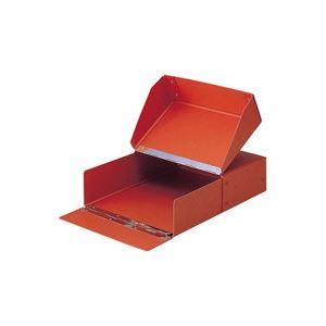 (業務用20セット) セキセイ 図面箱 T-280-00 A4 茶 ×20セット