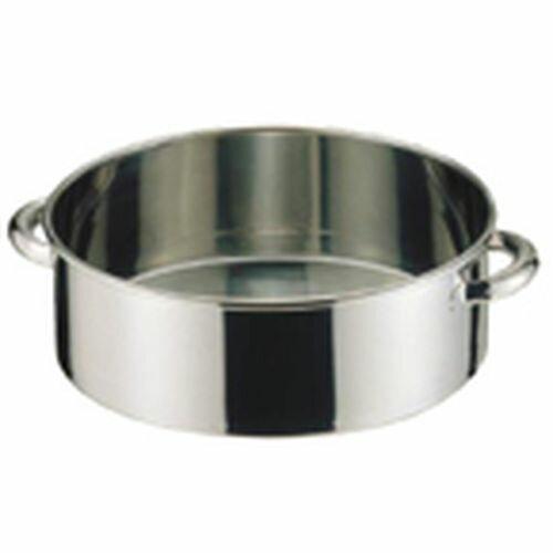 遠藤商事 SA18-8手付洗桶 45cm AAL04045