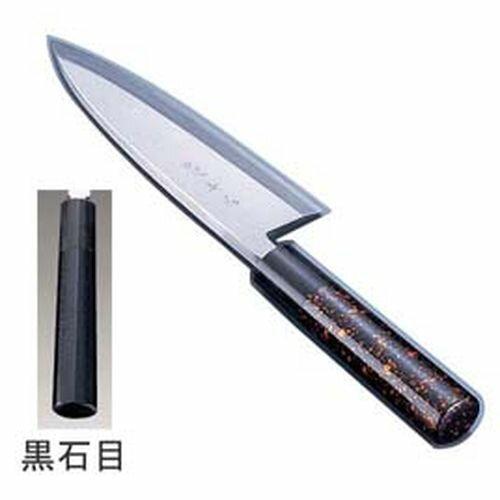 インテックカネキ 歌舞伎調和包丁 忠舟 出刃 16.5cm 黒石目 ATD0205
