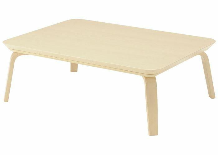 こたつテーブル HK-カルバ(90-60)(代引不可)【送料無料】