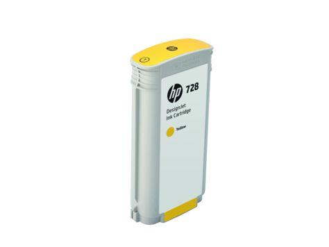 株式会社日本HP HP728 インクカートリッジ イエロー130ml F9J65A(代引き不可)