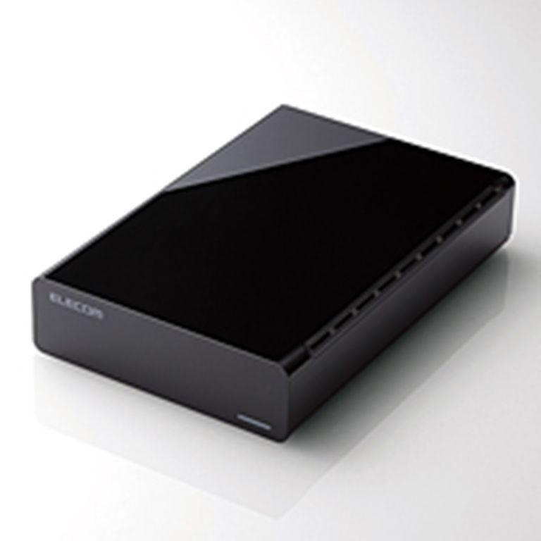 エレコム ELECOM Desktop Drive USB3.0 3TB Black 法人専用 ELD-CED030UBK(代引き不可)