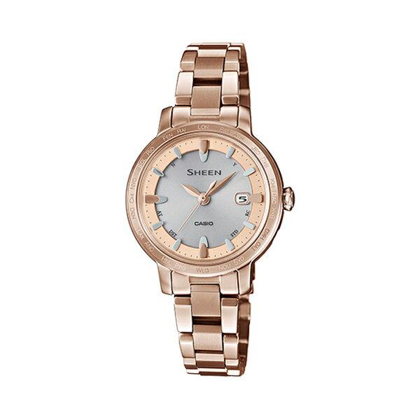カシオ CASIO シーン SHEEN レディース 腕時計 SHW-1900CG-4AJF 国内正規【送料無料】