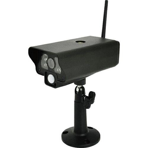 ELPA 増設用ワイヤレス防犯カメラ CMS-C70 朝日電器
