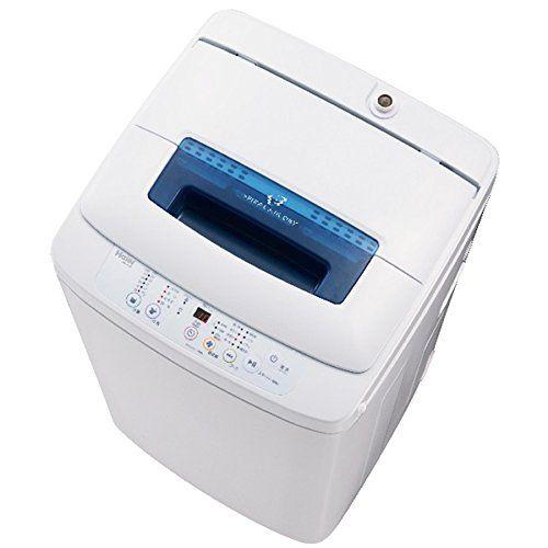 ハイアール 4.2kg全自動洗濯機 JW-K42M-W(代引不可)【送料無料】【smtb-f】