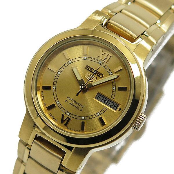 セイコー SEIKO クオーツ レディース 腕時計 時計 SYME58J1 ゴールド【楽ギフ_包装】