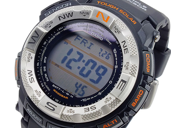 カシオ CASIO プロトレック PRO TREK トリプルセンサー メンズ 腕時計 時計 PRG-260-1【楽ギフ_包装】