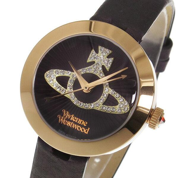 ヴィヴィアン ウエストウッド クオーツ レディース 腕時計 時計 VV150RSPP パープル【楽ギフ_包装】