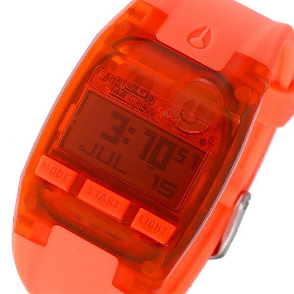 ニクソン NIXON コンプS COMP S クオーツ ユニセックス 腕時計 時計 A336-2040 ブライトコーラル�楽ギフ_包装】