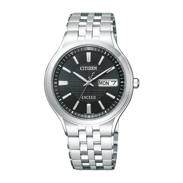 シチズン CITIZEN エクシード メンズ 腕時計 AT6000-52E 国内正規【送料無料】【楽ギフ_包装】