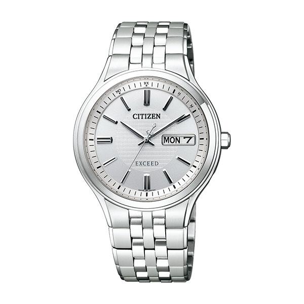 シチズン CITIZEN エクシード メンズ 腕時計 AT6000-61A 国内正規【送料無料】【楽ギフ_包装】