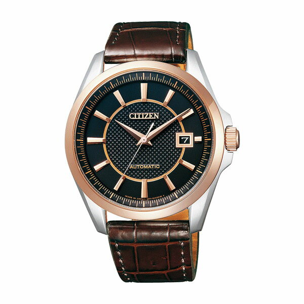 シチズン CITIZEN シチズンコレクション メンズ 自動巻き 腕時計 NB1044-01E 国内正規【送料無料】【楽ギフ_包装】
