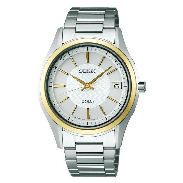セイコー SEIKO ドルチェ&エクセリーヌ ソーラー 電波 メンズ 腕時計 SADZ188 国内正規【送料無料】【楽ギフ_包装】