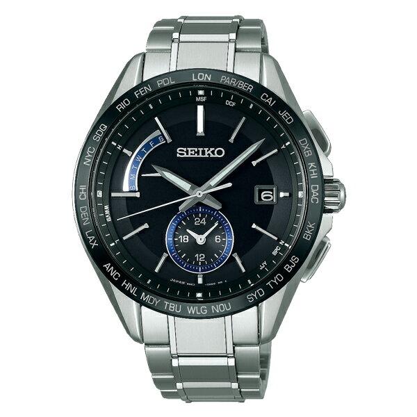 セイコー SEIKO ブライツ BRIGHTZ ソーラー 電波 メンズ 腕時計 SAGA235 国内正規【送料無料】【楽ギフ_包装】