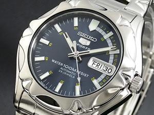 セイコー5 SEIKO ファイブ スポーツ 腕時計 日本製モデル SNZ447J1【楽ギフ_包装】