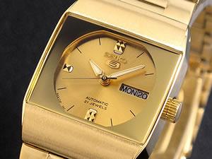 セイコー5 SEIKO ファイブ DRESS 腕時計 自動巻き レディース SYM632J1【楽ギフ_包装】【送料無料】
