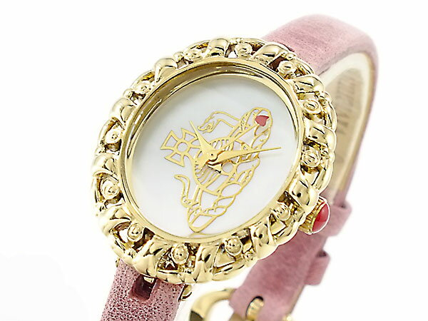 ヴィヴィアンウエストウッド VIVIENNE WESTWOOD 腕時計 VV005CMPK【楽ギフ_包装】【送料無料】