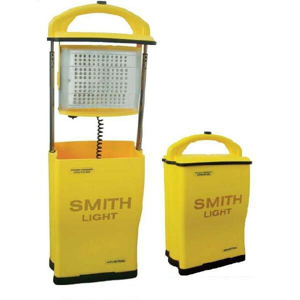 【SMITHLIGHT】スミスライト LED充電式ポータブル投光機 IN120LB /1点入り(代引き不可)