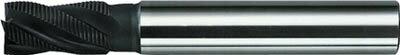 三菱K バイオレットラフィングエンドミル【VASFPRD3500】(旋削・フライス加工工具・ハイスラフィングエンドミル)